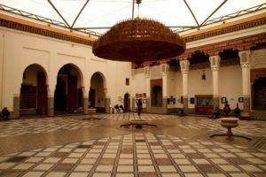 Medersa Ben Youssef, Marrakech, Marruecos