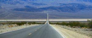 Ruta por Estados Unidos, Death Valley