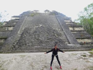 Mundo Perdido, Tikal, Guatemala