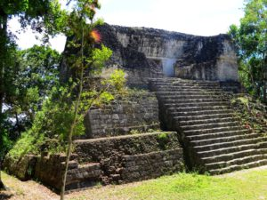 Tikal, Grupo Norte, Guatemala