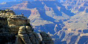 Ruta por la Costa Oeste de Estados Unidos en 7 días, el Gran Cañón del Colorado
