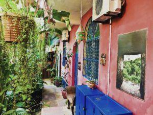 Hostel Los Amigos, Flores, Guatemala