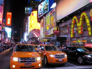 Nueva York GRATIS, Times Square