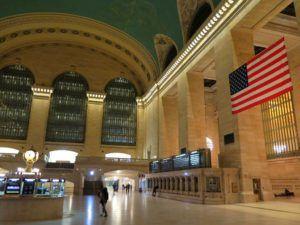 Nueva York GRATIS, Estación Central
