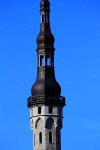 Plaza del Ayuntamiento de Tallin (Estonia)