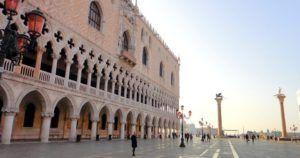 Plaza de San Marcos de Venecia (Italia)