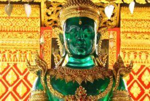 Buda Esmeralda, pero este es el de Bangkok