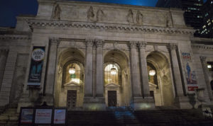 Nueva York GRATIS, Biblioteca pública