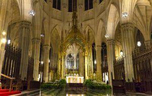 Nueva York GRATIS, Catedral de San Patricio