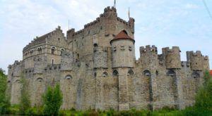 Gante, Castillo de los Condes o Graveensteen