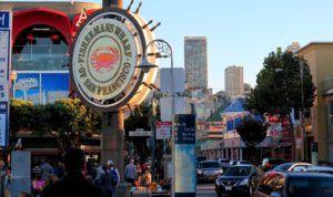 San Francisco, Fisherman´s Wharf