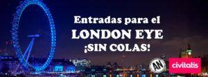 London Eye, entradas sin espera ni colas