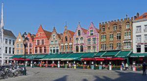 Brujas, Grote Markt