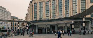 Estación de Bruselas