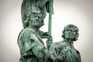 Brujas, Jan de Breydel y Pieter de Coninck