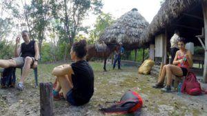 El Yesal, Maya Trek, Guatemala