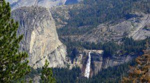 Ruta por la Costa Oeste de Estados Unidos en 7 días, Parque Nacional de Yosemite