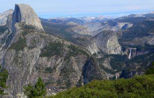 Ruta por la Costa Oeste de Estados Unidos en 15 días, Yosemite