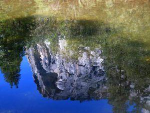 Mirror Lake, Yosemite, EEUU