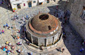Fuente de Onofrio, Dubrovnik