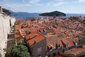 Murallas defensivas de Dubrovnik
