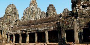 Bayon, Camboya