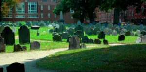 Cementerio de Copp´s Hill