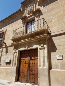 Casa-Palacio del Conde de Garcinarro, Huete, Cuenca
