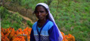 Mujer Tamil, Sri Lanka