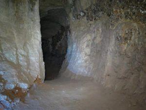 Minas del Lapis Specularis, Cuenca