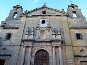 Iglesia de Santo Domingo, Huete, Cuenca