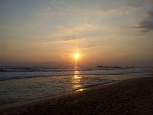 Por las playas de Sri Lanka