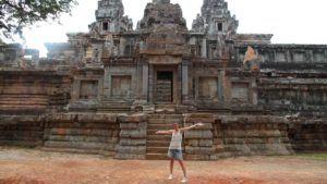 Bienvenidos a Angkor