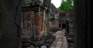 Banteay Kdei,, Angkor, Camboya