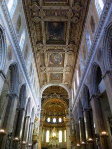 Duomo de Nápoles, Italia