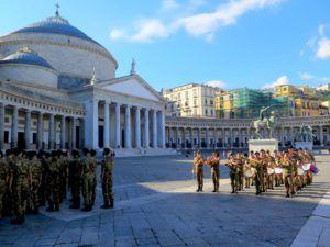 Piazza Plebiscito, Nápoles
