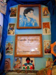El milagroso Maradona