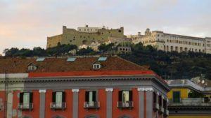 Castel Sant Elmo, Nápoles
