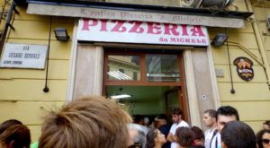 L´Antica Pizzeria da Michele, Nápoles