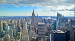 Vistas desde el Top of The Rock, New York
