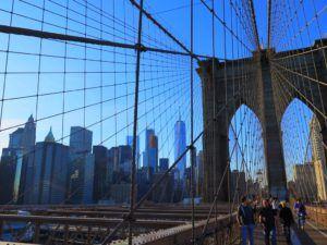 Puente de Brooklyn, New York