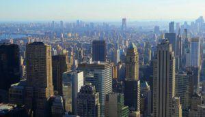 Vistas desde el Top of The Rock, New York
