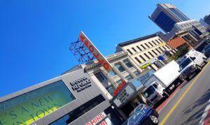 Tour de Contrastes de Nueva York, Teatro Apollo