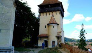 Iglesia Fortificada de Biertan, Rumanía
