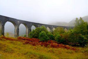 Viaducto de Glenfinnan, Fort William, Escocia