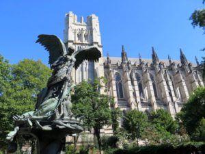 Catedral de San Juan el Divino, NY, EEUU