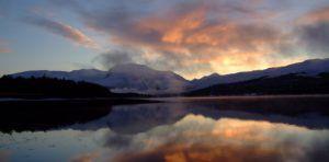 Monte Ben Nevis, Escocia