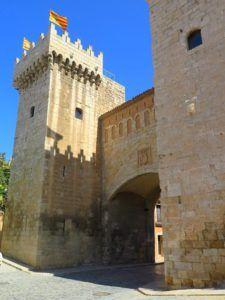 Puerta Baja de Daroca, Zaragoza