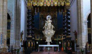 Baldaquino de Santa María de los Corporales