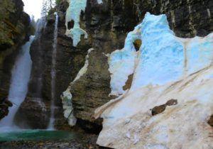 Johnston Canyon, P.N. Banff, Canadá